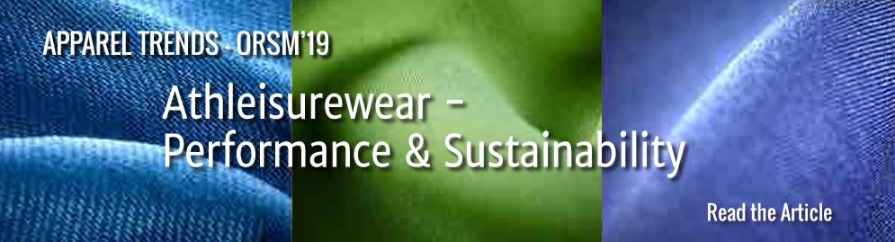 Athleisurewear - Performance and Sustainability