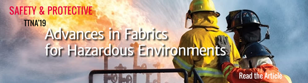 Advances in Fabrics for Hazardous Environments