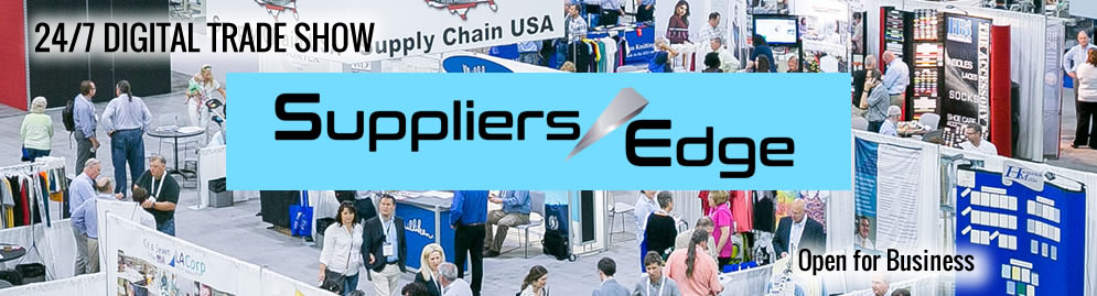 24/7 Digital Trade Show - Suppliers Edge - Open for Business