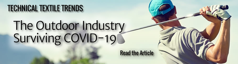 Technical Textile Trends - The Outdoor Industry Surviving COVID-19